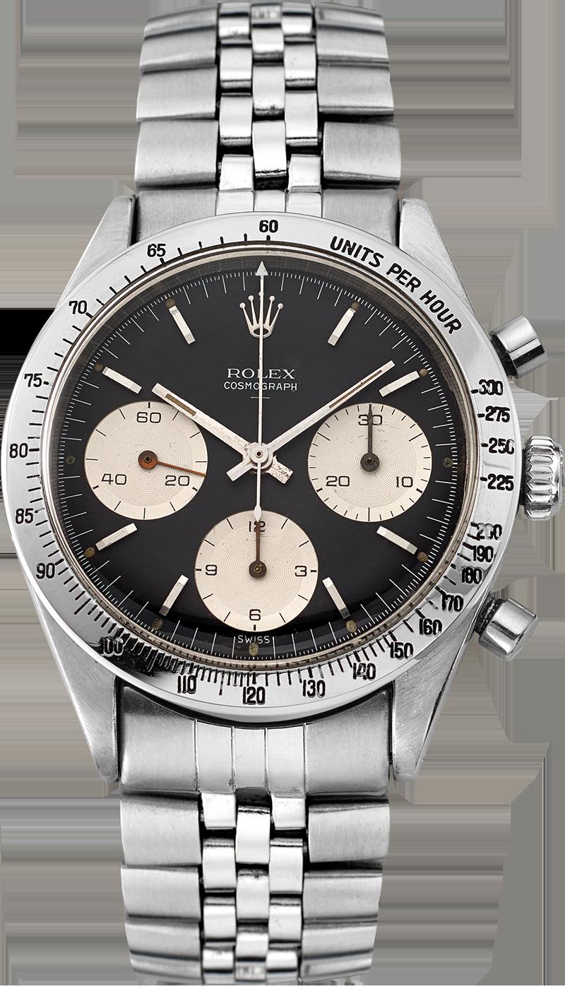 Rolex 6239 Daytona underline